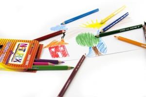 Naturex Jumbo Trixi Coloring Pencils
