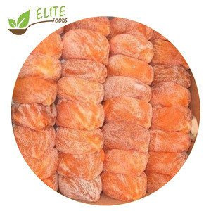 New Crop season Chinese Snack Prue Natural Sweet Freeze Dried Fruit Persimmon