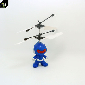 New kids toys 2018 Flying Spaceman HY-830 light up toys