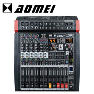 New Style Reduce voice  Function Karaoke soundcraft audio mixer 32 channel