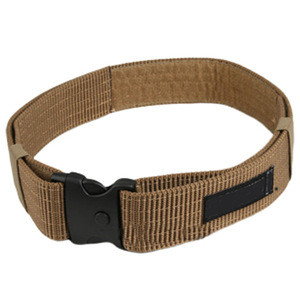 Outdoor environmental protection high-performance nylon fiber compression and abrasion resistant military tactical belt