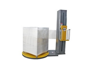 PACKING MACHINE Automatic Pallet Stretch Wrapping Machine / Pallet stretch Wrapper