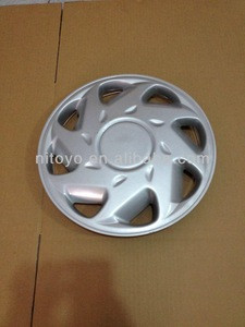 Popular Type Wheel Cover 13 / 14 / 15 Painting And Chrome Wheel Cover