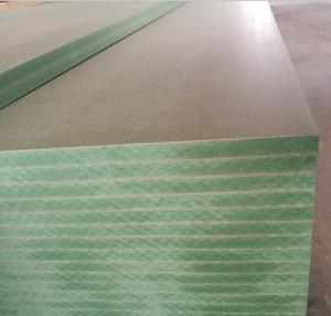 Raw plain MDF board / medium density fiberboard price /moisture proof MDF