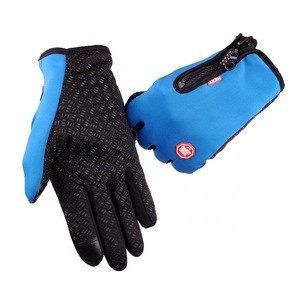 Ski racing gloves Winter sports Made in China High quality men's gloves