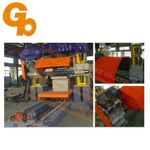 Thick Slab Multi Blade Marble and Granite Stone Cutting Machine